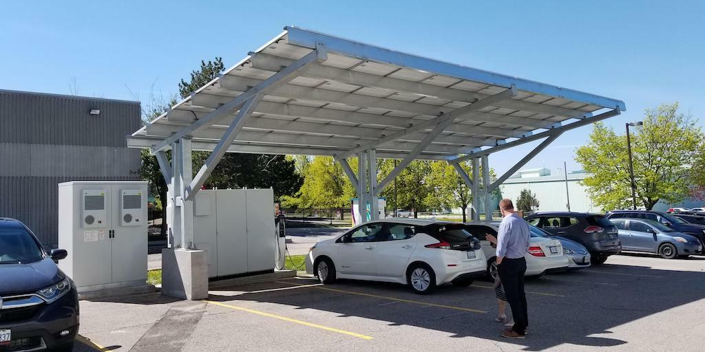 TROES Corp. launches its 100kWh/30kW BESS at Sky Solar, in Markham