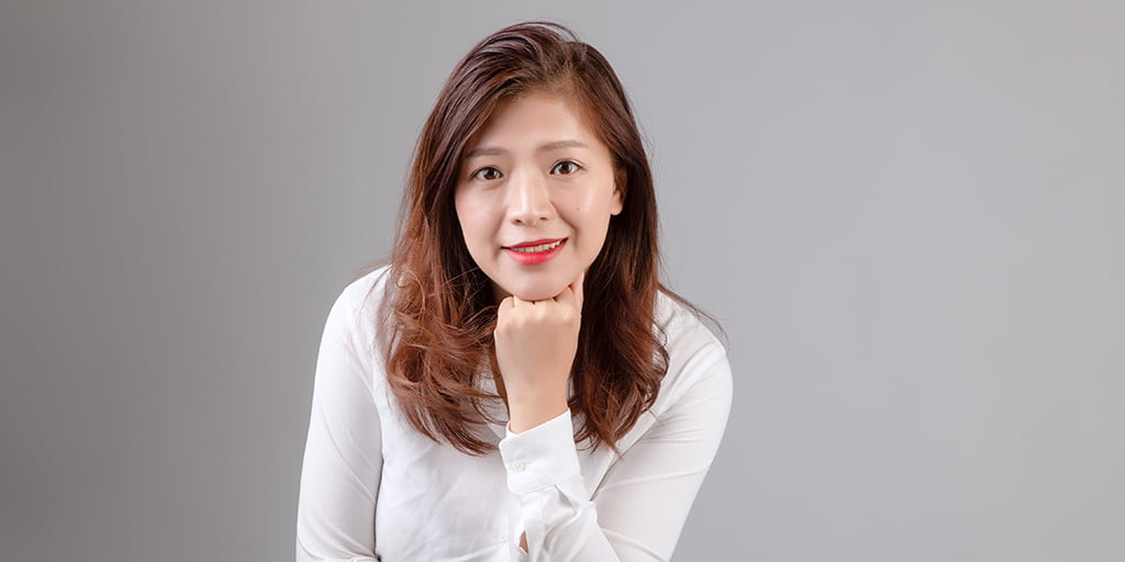 Vienna Zhou, CEO of TROES