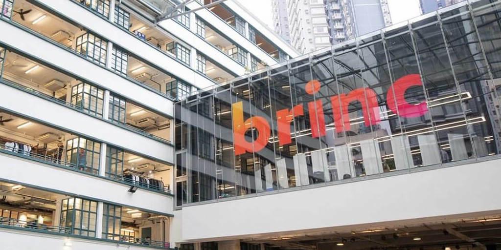 brincs HQ in Hong Kong