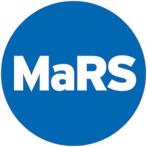 The logo for MaRS dd, one of TROES' affiliations