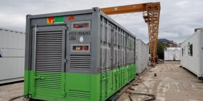 """""""Virtual Power Plant"""" comes to life as TROES Corp. chosen by UK Client to supply three 542kWh/250kW BESS's"""