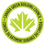 The logo for Canada Green Building Council, one of TROES' affiliations