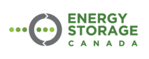 The logo for Energy Storage Canada, one of TROES' affiliations
