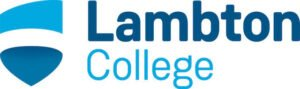 The logo for Lambton College, one of TROES' affiliations