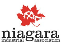 The logo for Niagara Industrial Association, one of TROES' affiliations