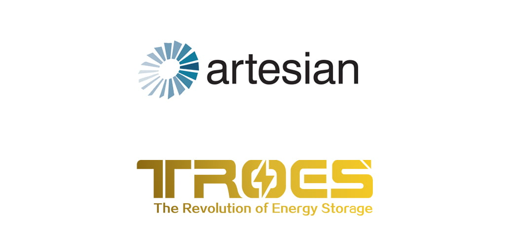 artesian has 17 new investments: one being troes